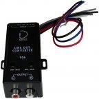 Dietz 906 Aktive High Low Converter Adapter Aktives Interface Remotegenerierung