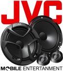 JVC CS-JS600 - 2 Wege 16 cm Kompo Lautsprecher Set - J-Serie