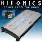 Hifonics Atlas ARX 5005 - 5 Kanal Analog / Digital Hybrid Verstärker Endstufe ARX5005