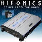 Hifonics Zeus ZXR 4002 - 2 Kanal Analog 800W Verstärker Endstufe ZXR4002