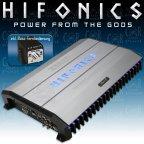 Hifonics Zeus ZXR 6002 - 2 Kanal Analog 1200W Verstärker Endstufe Amp. ZXR6002