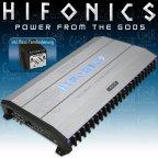Hifonics Zeus ZXR 8805 - 5 Kanal Analog 1600W Verstärker Endstufe ZXR8805