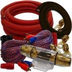 Dietz 352K-LEIBZIG KFZ Kabelset 35mm² Kabelkit Kabel Set für Endstufe Verstärker