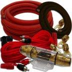 Dietz 352K-BOA KFZ Kabelset 35mm² Kabelkit Kabel Set für Endstufe Verstärker