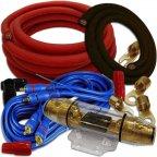 Dietz 352K-REN KFZ Kabelset 35mm² Kabelkit Kabel Set für Endstufe Verstärker