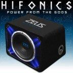 Hifonics Zeus ZRX 12 - 30cm Woofer Bassreflex Gehäuse Subwoofer Bassbox ZRX12