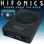 Hifonics Triton TR 202A - 20cm Untersitz Aktiv Subwoofer Bass Bassbox TR202A