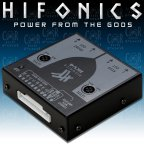 Hifonics HCV4 High To Low Level Converter 4-Kanal Lautsprecher Radio Adapter