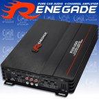 Renegade RXA1100 Amp. - 1100 Watt 4 Kanal Kompakt Verstärker Endstufe RXA1100