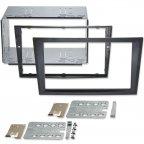 381230-26-1 Doppel-DIN Radioblende für Opel Agila / Combo / Corsa C / Omega B / Vivaro / Renault Trafic II / Suzuki Wagon R+