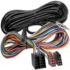 5m Verlängerungskabel Set - ISO Radioadapter Verlängerung - Din Antennen Kabel