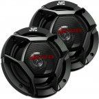 JVC CS-DR1720 - 2 Wege 17cm Koax Lautsprecher Paar mit Gitter CS DR 1720