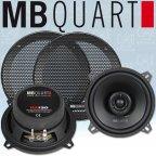 MB QUART QX 130 - 2 Wege 13cm 130mm Koax Lautsprecher Paar QX130 mit Gitter