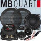 MB QUART QS 100 - 2 Wege 10cm 100mm Kompo Lautsprecher Set QS100 mit Gitter