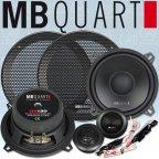 MB QUART QS 130 - 2 Wege 13cm 130mm Kompo Lautsprecher Set QS130 mit Gitter