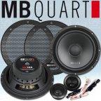 MB QUART QS 165 - 2 Wege 16,5cm 165mm Kompo Lautsprecher Set QS165 mit Gitter