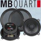 MB QUART QS 130W - 13cm Mitteltöner 130mm Midbass Lautsprecher Paar mit Gitter