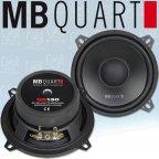 MB QUART QS 130W - 13cm Mitteltöner Woofer 130mm Midbass Lautsprecher Paar